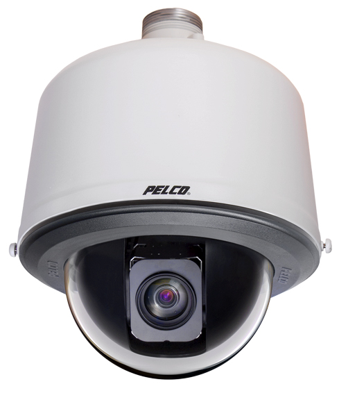 Spectra HD IP Dome Camera